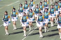 台中女中樂儀校友慶百年 跨世紀3百名美魔女整裝上陣