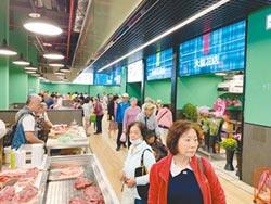 大龍市場開幕滿額送購物袋