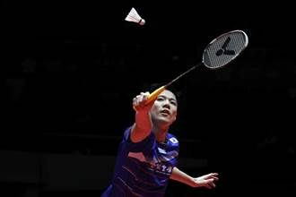 泰國羽球公開賽》王子維直落二過關 明拚天敵求復仇