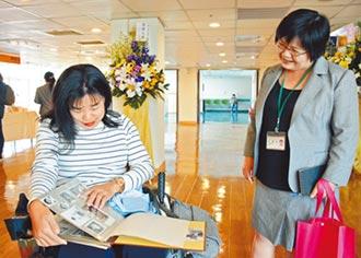 小兒麻痺患者 追思感恩畢爸爸