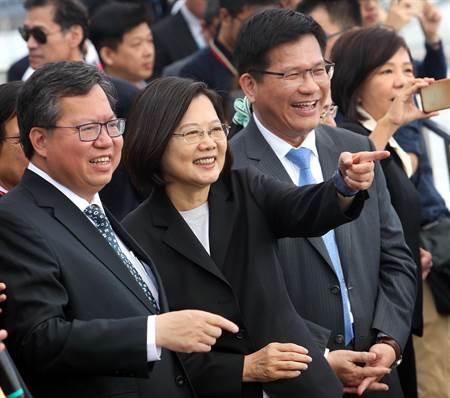 小英夜報》蔡英文越選越勇 發豪語台南拿7成選票 - 時事頻道