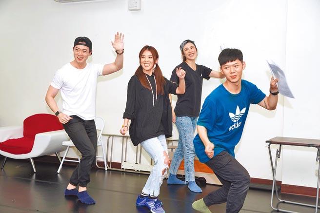 臺北市立國樂團在歡慶40周年同時,與全民大劇團於今年12月21日與22日在國父紀念館,推出全新的歌舞劇《我的旁白人生》。圖片提供臺北市立國樂團