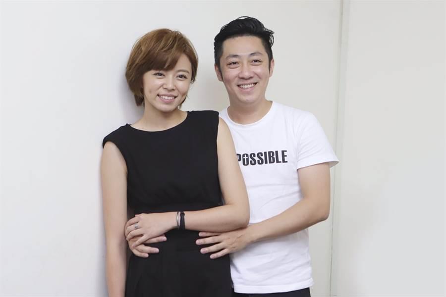 王瞳、艾成被撞見在商場約會。(圖/中時資料照片)
