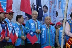 王金平:民進黨若再國會過半 將是災難