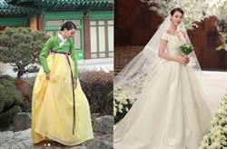 金秀賢結婚了!婚紗照曝光「謝謝讓我夢想成真」