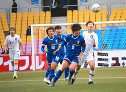 東亞4強決賽 中華女足3球負韓