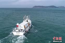 陸首艘自主航行貨船「筋斗雲0號」成功完成首航