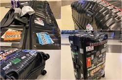 男星6萬R牌行李箱被摔凹 怒嗆:是從飛機掉下來嗎!