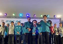 賴清德、鄭文燦、蘇貞昌聚三重 集中火力為余天站台