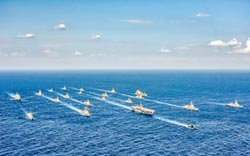 美防長稱雖與中國競爭 並未把中國當敵人!美重返亞太 視陸頭號對手