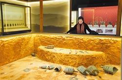 地下文物看陝西 催生考古博物館