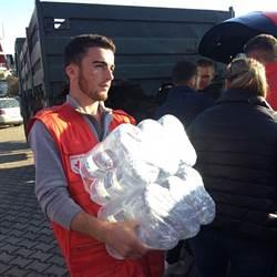 阿爾巴尼亞強震逾萬人流離失所 紅十字會捐20萬助救災