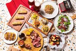 棧酒食吧推世界廚房新菜單  美國電臀牛巧搭精釀啤酒喝到飽
