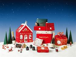巧克力控收到會瘋掉!精品店首推10款聖誕限定禮盒