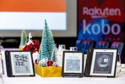 樂天kobo在台設華文營運中心 繁中電子書賣向海外