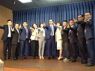 朱擴大韓競總戰力 增聘21位副總幹事