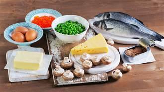 骨骼生長不能少!營養師公開三類食物補維生素D