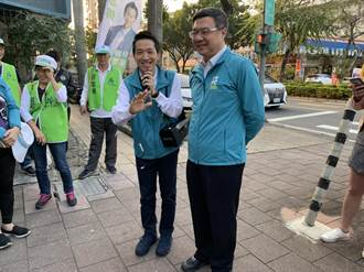 北市立委選戰 卓榮泰:最後全力回防