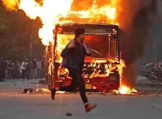 印度穆斯林抗議公民身份法違憲 新德里爆騷亂
