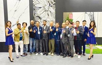 優雅結盟印度 引領台灣瓷磚市場新趨勢