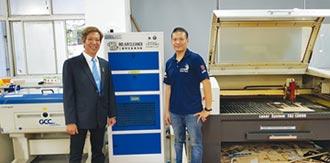 解決校園機械教室常有霾害問題 庫林捐空氣清淨機給台中高工