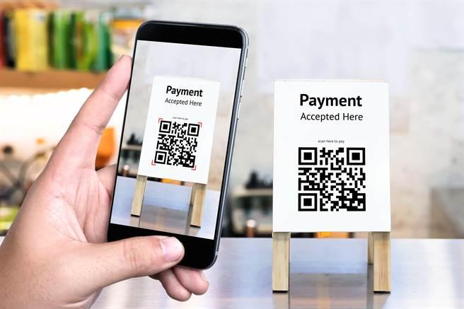 隨著智慧型手機日益普及,北韓近日也開始積極宣傳並推行手機二維條碼(QR code)支付方式,顯見北韓正力拼金融現代化與無現金行動支付。(示意圖/Shutterstock)