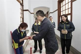 新竹》市府臨時人員明年起加薪 逐年往月薪30K邁進