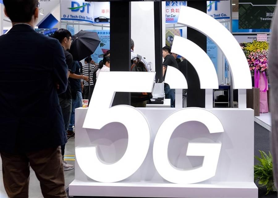 5G手機放量 五天王得利(本報系資料照)