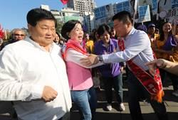 中市立委選舉第一梯次抽籤 楊瓊瓔、顏寬恒互喊凍蒜