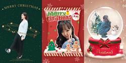 《美圖秀秀》聖誕照 7-ELEVEN ibon免費印