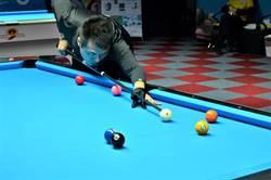 張榮麟勇奪世界九號球錦標賽亞軍