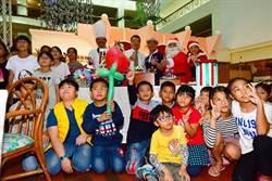 墾丁福華舉辦「聖誕童歡公益活動」 傳遞幸福給弱勢孩童