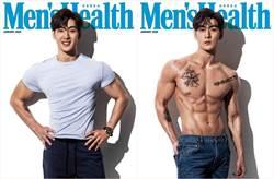 NUEST「肌肉擔當」二度登健身雜誌封面 太性感熱搜居高不下