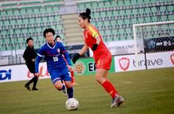 中華女足返台 提升體能第一要務