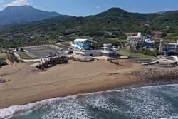 新北市金山「中角灣國際衝浪基地」完工 22日正式啟用