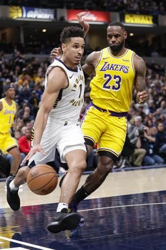NBA》AD缺陣湖人不敵溜馬 客場14連勝止步