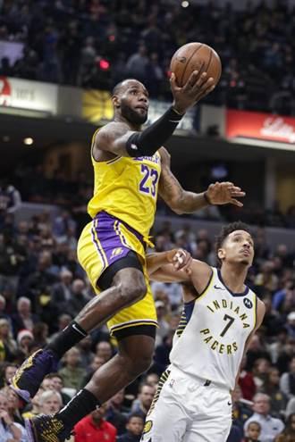 NBA》詹姆斯罰球史上第六 湖人卻輸在罰球