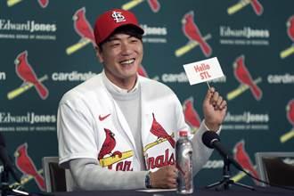 MLB》被中華隊打爆 金廣鉉加入紅雀