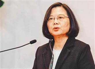 正面迎戰國家定位 蔡英文:我就是中華民國總統