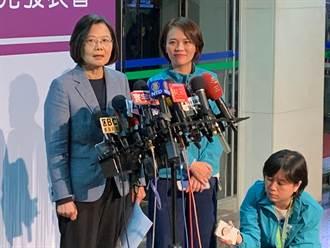 韓國瑜批不敢喊中華民國 蔡英文酸:我們希望韓去大陸喊