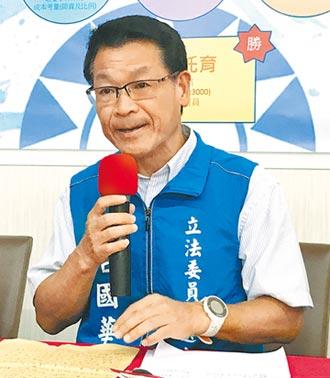 宜蘭立委選區 呂國華聲勢漲 陳歐珀擁優勢