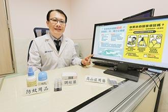 亞大醫旅遊醫學門診 出國不擔心