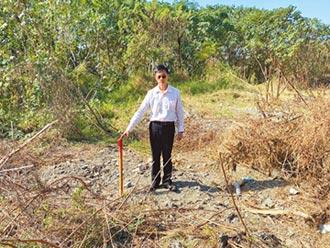 國產署開挖韓國瑜岳父砂石場