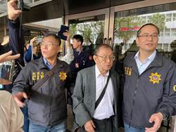 董念台烙人「教育檢警」涉恐嚇罪 北檢偵訊
