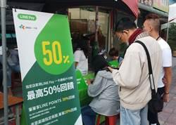 鄉親注意 高雄購物節用LINE Pay Money回饋最高80%