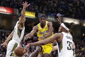 NBA》湖人教頭佛格開金口 老將隆多次輪復出