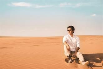 謝哲青出新書《穿越撒哈拉》 沙漠落淚憶分手情人