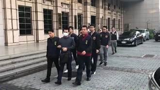 萬華角頭受託討債 赴徐乃麟公司嗆聲恐嚇遭逮