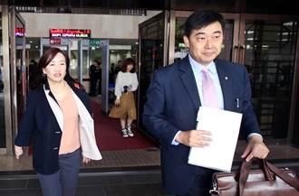韓國瑜競選總部今天委任律師對劉一德提告