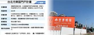 東區門戶計畫 南港引資千億